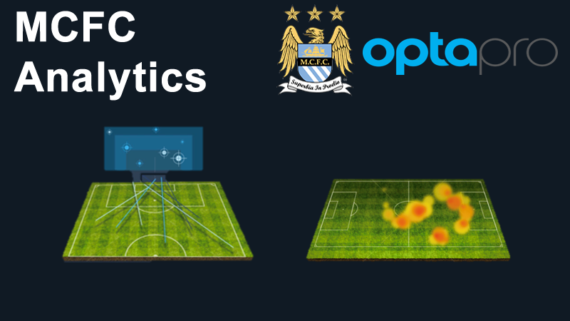 Manchester City FC Analytics make OPTA data publicly available