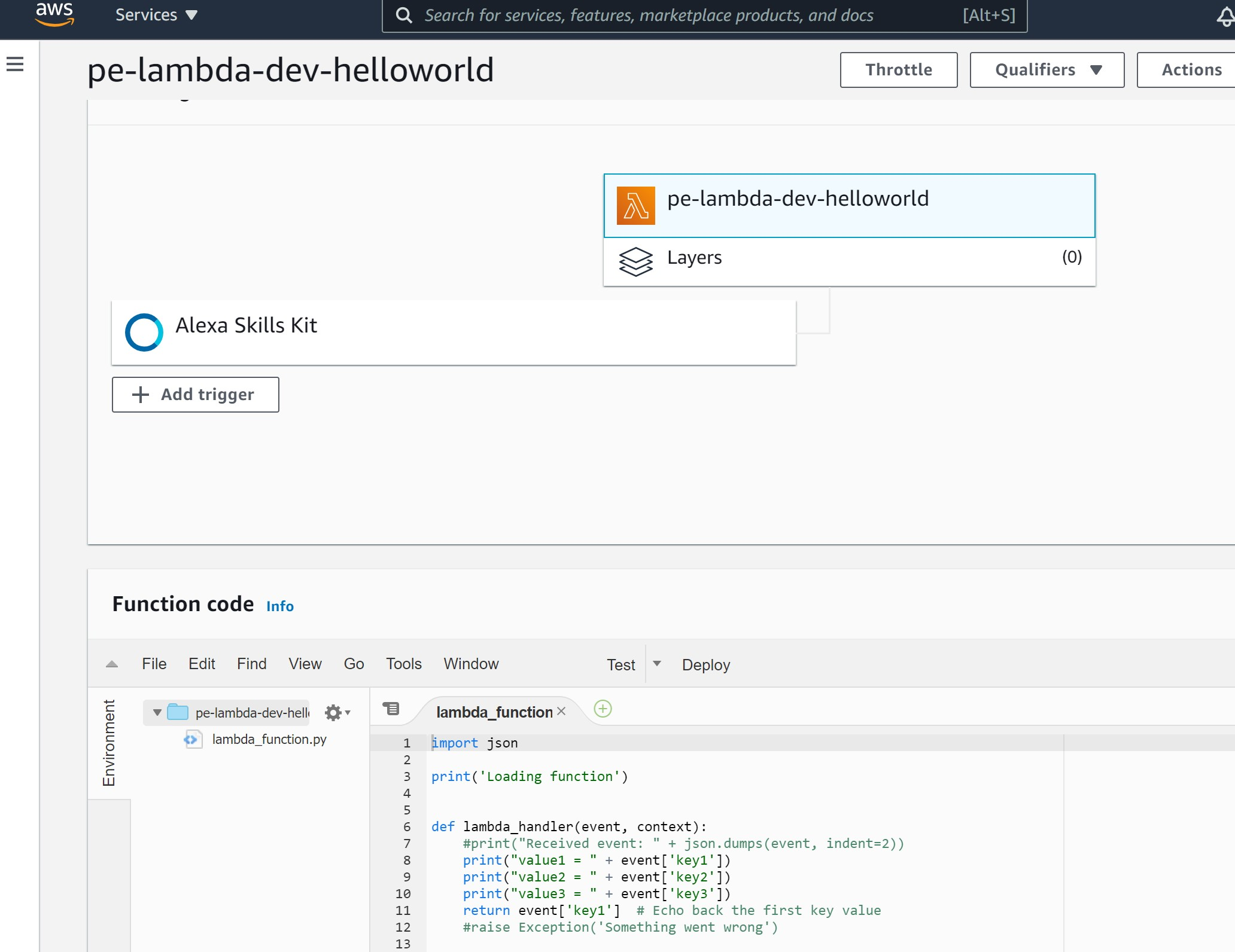 6 Tips for developing with AWS Lambda Functions