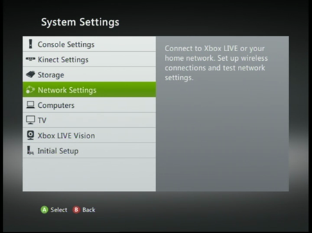 How to open your NAT settings for Xbox LIVE on O2 Wireless Box II
