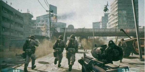 """Workaround for the Battlefield 3 """"no weapon"""" glitch"""